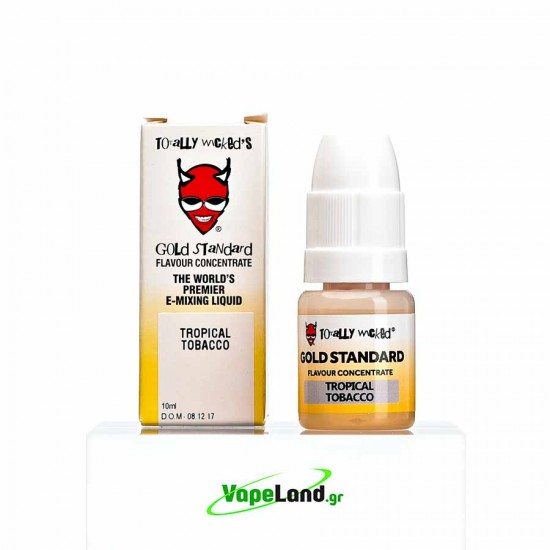 Tropical Tobacco flavour concentrate 10ml to 100ml