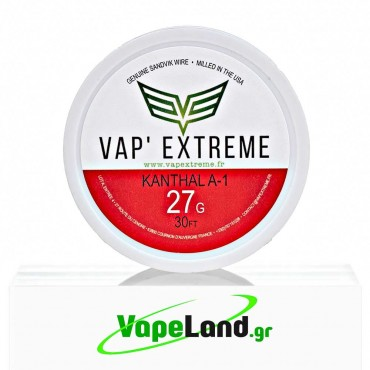 Vap Extreme Vaping Wire KA1 0,35mm 10m