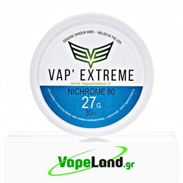 Vap Extreme Vaping Wire Ni80 0,35mm 10m