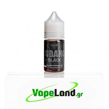 VGOD - Cubano Black 30 to 150ml