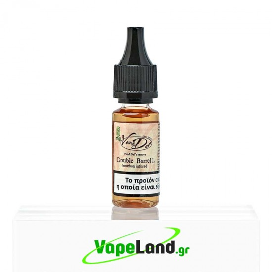 Van Del - Double Barrel L 10ml