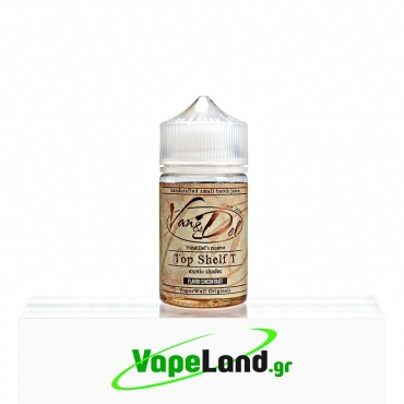 Van Del Flavor Shots - Top Shelf T 15ml to 75ml