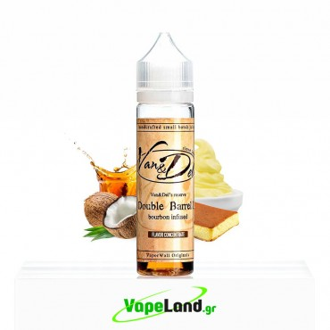 Van & Del Flavor Shots - Double Barrel L 20ml to 60ml