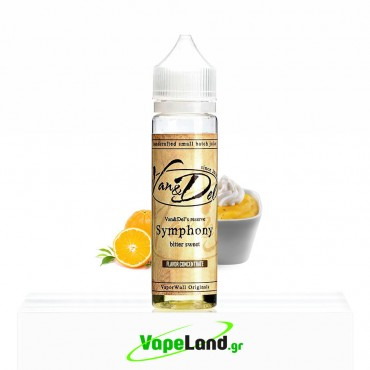Van & Del Flavor Shots - Symphony 20ml to 60ml