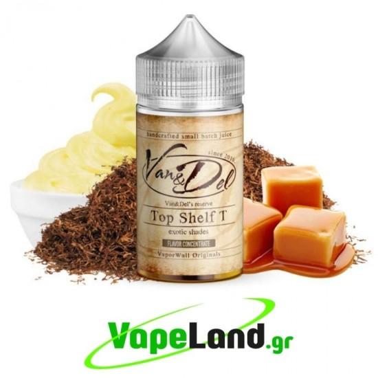Van Del Flavor Shots - Top Shelf T 15ml to 75ml