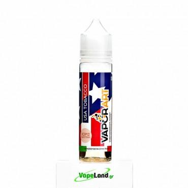 Vaporart Flavor Shots - USA Tobacco 30ml to 60ml