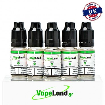 Vapeland Booster 100VG 20mg 5pcs