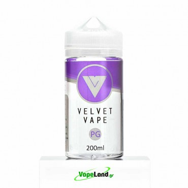Velvet Vape PG Base 200ml