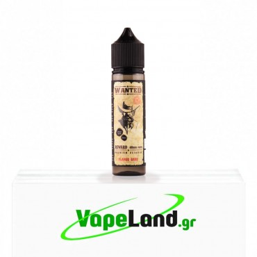 Wanted Flavor Shots Desert Spirit 20ml to 60ml