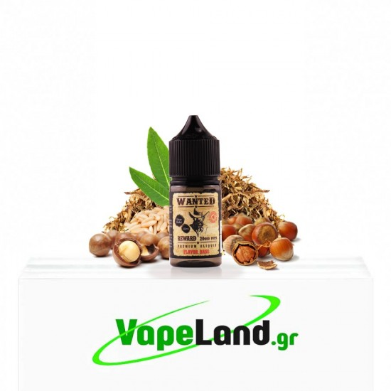 Wanted Flavor Shots Silver Bullet 10ml to 30ml