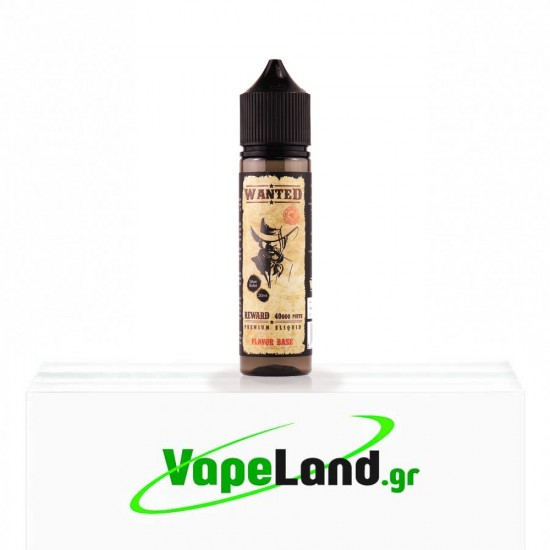 Wanted Flavor Shots Silver Bullet 20ml to 60ml
