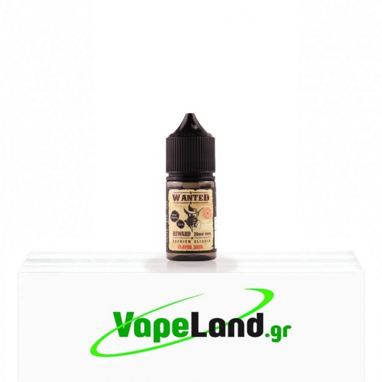Wanted Flavor Shots West Virginia 10ml to 30ml