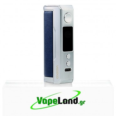 Voopoo Drag X Plus Pro Mod 100W Silver/Blue