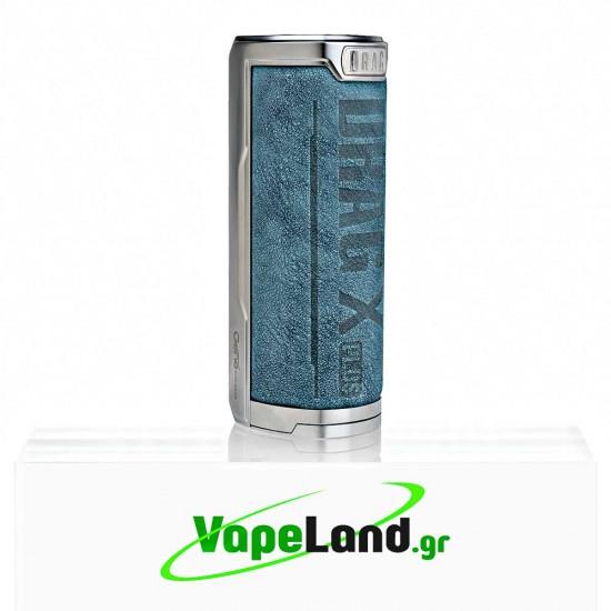 Voopoo Drag X Plus Mod 100W Prussian Blue