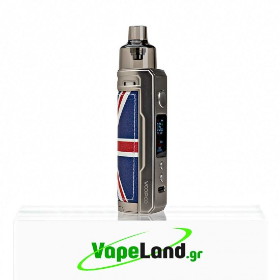 Voopoo Drag X Pod Kit Silver Knight