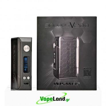 Wismec - Sinuous Box V200 Black