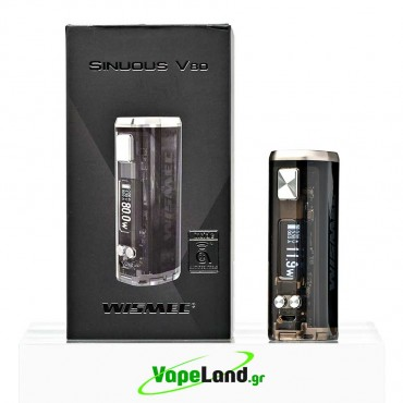 Wismec - Sinuous Box V80 Black