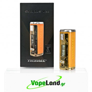 Wismec - Sinuous Box V80 Yellow