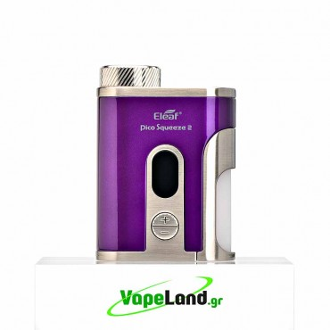 Eleaf Pico Squeeze 2 Purple