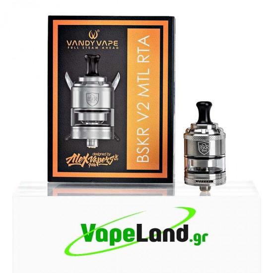 Vandy Vape - Berserker v2 MTL RTA SS